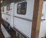Fendt Doppelachser-Wohnwagen Joker