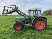FENDT FARMER 275 Traktor Schlepper