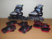 Rollerskates Gr 29-33 sehr wenig