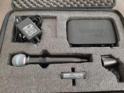 Shure GLXD 24 Beta58funkmikrofon