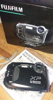 Fujifilm Finepix XP60 OVP wie