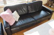 Leder Sofa Ledersofa Couch 2
