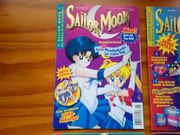 Sailor Moon Comic-Hefte-Sammlung