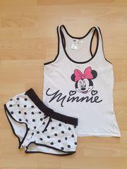 Schlaf Shorty Gr 36 Minnie