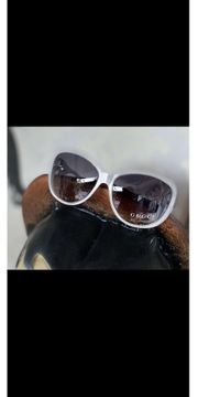 Mega Tolle Gucci Sonnenbrille weiß