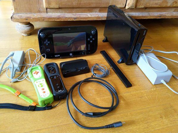 Nintendo WiiU Controller Spiele