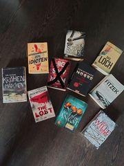 9 Bücher gebraucht