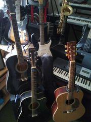 Biete an E-Gitarre Gitarre und