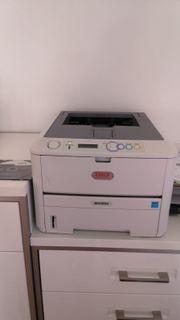Laserdrucker s w OKI430d