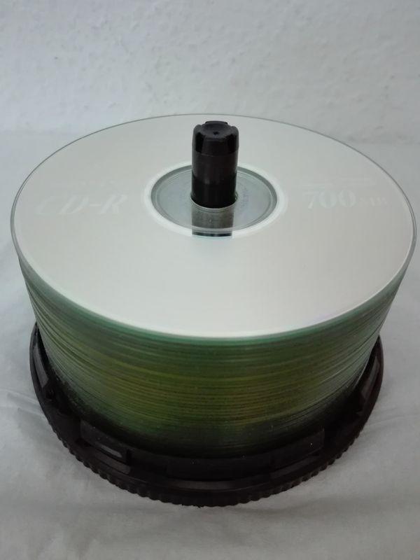 42 CD Rohlinge CD-R 700