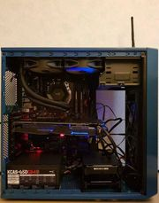 Computer Ryzen 7 1800x HyperX