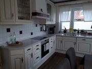 Einbauküche mit hochwertigen Elektrogeräten