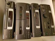 Mini Hi-Fi Stereoturm mit Boxen