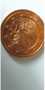 Münze 2 Cent 2016 j
