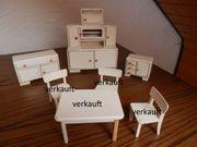 Puppenstubenmöbel aus den 1950er Jahren