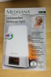 Lichtwecker - Medisana WL 450 - ungenutzt -