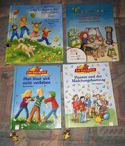 4 x Kinderbücher