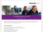 IT-Projektkoordinator m w d