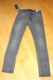 NEU graue Jeans skinny Fit