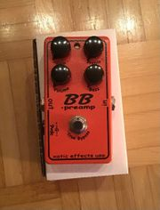 Xotic BB-Preamp - Boost Overdrive
