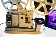 Schmalfilm-Digitalisierungs-Studio
