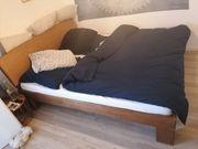 Sehr schönes und stabiles Doppelbett