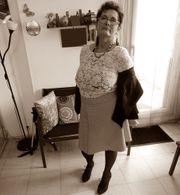 Oma im besten Alter sucht