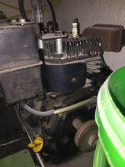 5 PS Benzinmotor mit Wasserpumpe