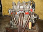Rennmotor aus einem Skoda 130