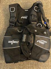 Tauchjacket Seaquest Pro QD