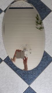 Wandspiegel Kristall Bad Flur Garderoben