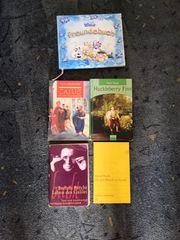 Diverse Bücher zu verschenken