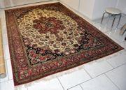 Handgeknüpfter Perser Teppich 296 x