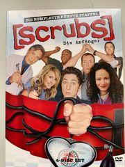 Scrubs Staffel 5 DVD