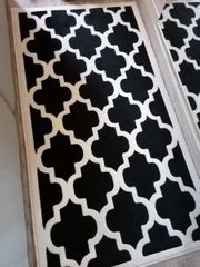 3 orientalische Teppiche