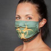 Behelfsmasken in vielen verschiedenen Motiven