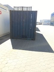 20 DC 20 Fuss Lagercontainer