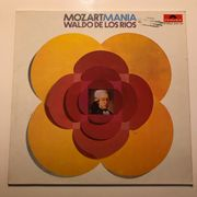 Schallplatte Mozartmania Waldo de los