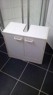 Badschrank Waschbecken - Unterschrank