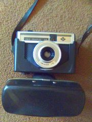 AGFA Kleinbildkamera