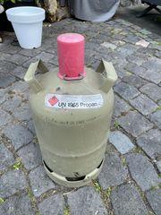 Gasflasche 10 2KG