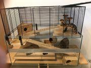 Nagarium für Kleintiere mit Zubehör