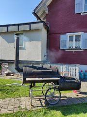 Smoker XXL Grill Lokomotive