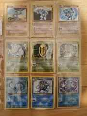 Alte Pokemon Karten