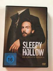 DVD Serie Sleepy Hollow Staffel