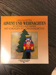 Bastelbuch Advent und Weihnachten
