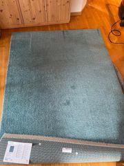 neuwertiger Teppich von IKEA zu