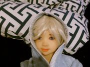 108cm Puppe neu unbenutzt und