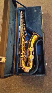 Tenor Saxofon