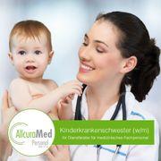 Gesundheits- und Kinderkrankenpflegerin m w